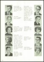1966 Galena High School Yearbook Page 16 & 17