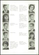 1966 Galena High School Yearbook Page 18 & 19