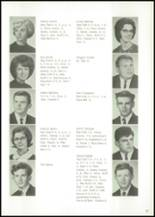 1966 Galena High School Yearbook Page 20 & 21