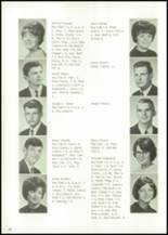 1966 Galena High School Yearbook Page 22 & 23