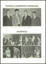 1966 Galena High School Yearbook Page 40 & 41