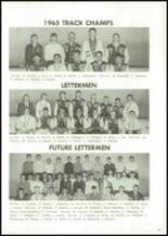 1966 Galena High School Yearbook Page 44 & 45