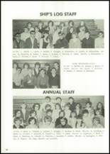 1966 Galena High School Yearbook Page 52 & 53