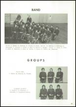1966 Galena High School Yearbook Page 56 & 57