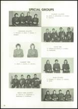 1966 Galena High School Yearbook Page 58 & 59