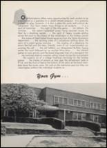 1958 McAlester High School Yearbook Page 10 & 11