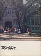 1958 McAlester High School Yearbook Page 12 & 13
