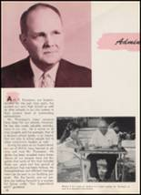 1958 McAlester High School Yearbook Page 14 & 15