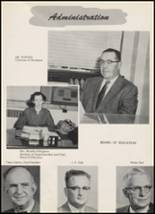 1958 McAlester High School Yearbook Page 16 & 17