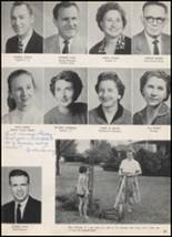 1958 McAlester High School Yearbook Page 18 & 19