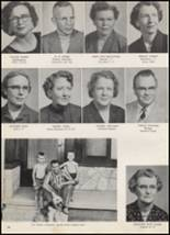 1958 McAlester High School Yearbook Page 20 & 21