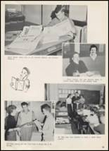 1958 McAlester High School Yearbook Page 28 & 29