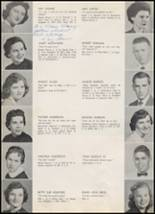 1958 McAlester High School Yearbook Page 38 & 39