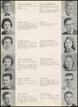 1958 McAlester High School Yearbook Page 44 & 45