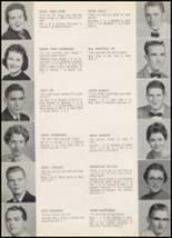 1958 McAlester High School Yearbook Page 46 & 47