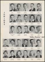 1958 McAlester High School Yearbook Page 54 & 55