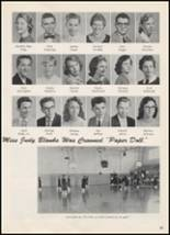 1958 McAlester High School Yearbook Page 56 & 57