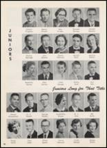 1958 McAlester High School Yearbook Page 60 & 61