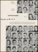 1958 McAlester High School Yearbook Page 64 & 65