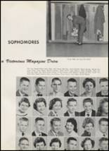 1958 McAlester High School Yearbook Page 68 & 69