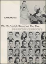 1958 McAlester High School Yearbook Page 70 & 71