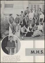 1958 McAlester High School Yearbook Page 72 & 73