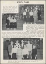 1958 McAlester High School Yearbook Page 84 & 85