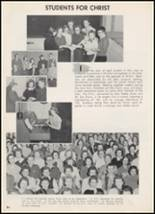 1958 McAlester High School Yearbook Page 88 & 89