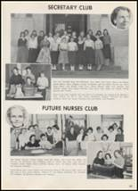 1958 McAlester High School Yearbook Page 92 & 93