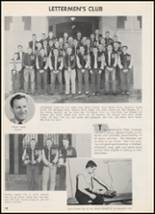 1958 McAlester High School Yearbook Page 96 & 97