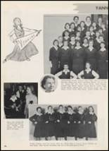 1958 McAlester High School Yearbook Page 98 & 99
