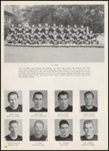 1958 McAlester High School Yearbook Page 104 & 105