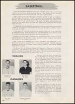1958 McAlester High School Yearbook Page 108 & 109