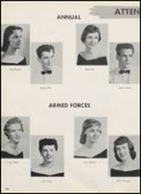1958 McAlester High School Yearbook Page 124 & 125