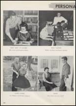 1958 McAlester High School Yearbook Page 128 & 129