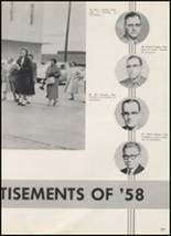 1958 McAlester High School Yearbook Page 130 & 131