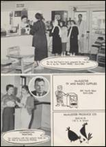 1958 McAlester High School Yearbook Page 134 & 135