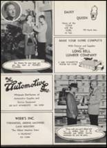 1958 McAlester High School Yearbook Page 136 & 137