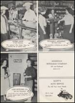 1958 McAlester High School Yearbook Page 138 & 139