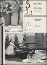 1958 McAlester High School Yearbook Page 156 & 157