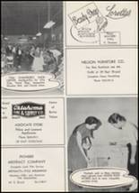 1958 McAlester High School Yearbook Page 158 & 159