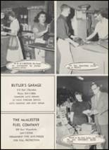 1958 McAlester High School Yearbook Page 162 & 163
