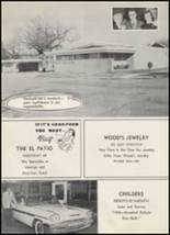 1958 McAlester High School Yearbook Page 164 & 165