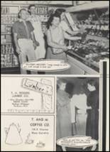 1958 McAlester High School Yearbook Page 166 & 167