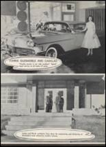 1958 McAlester High School Yearbook Page 168 & 169