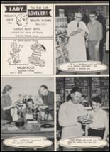 1958 McAlester High School Yearbook Page 170 & 171