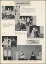 1958 McAlester High School Yearbook Page 184 & 185