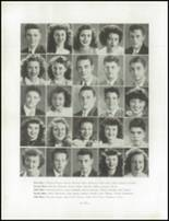 1948 North Kansas City High School Yearbook Page 16 & 17