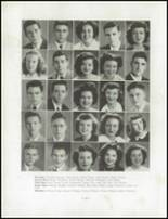 1948 North Kansas City High School Yearbook Page 18 & 19