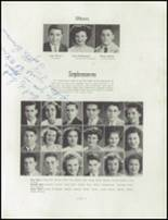 1948 North Kansas City High School Yearbook Page 26 & 27
